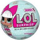 【送料無料】L.O.L. サプライズ! シリーズ1 7サプライズ ! LOL Surprise Doll Series 1 [並行輸入品]lolサプライズ …