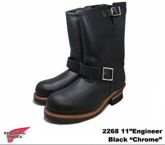 "Red Wing Engineer Boots 2268 RED WING # 2268 11 ""11 inch ENGINEER Red Wing Engineer Boots"