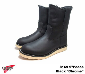 """Red Wing Pecos 8169 RED WING #8169 9 """"Red Wing PECOS 9 inch Pecos boots"""