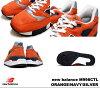New balance 998 Orange Navy silver new balance M998 CTL newbalance M998CTL YORANGE/Navy/silver mens sneakers