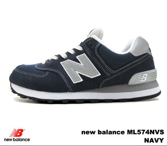 New balance 574 Navy mens Womens sneakers new balance ML574 NVS NAVY newbalance ML574NVS
