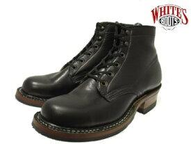ホワイツ セミドレス ホワイツブーツ ブラック ウォーターバッファロー メンズ ブーツ ワークブーツ White's Boots Semi Dress 2332W Black Water Buffalo