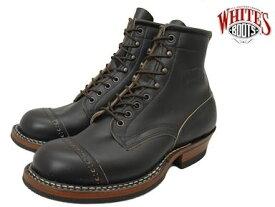 ホワイツ バウンティハンター ホワイツブーツ ブラック ホーウィン クロムエクセル メンズ ブーツ ワークブーツ キャップトゥ White's Boots Bounty Hunter 350W06 Black Horween Chromexcel バウンティーハンター