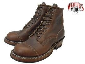 ホワイツ バウンティハンター ホワイツブーツ ブラウン ホーウィン クロムエクセル メンズ ブーツ ワークブーツ キャップトゥ White's Boots Bounty Hunter 350W06 Brown Horween Chromexcel バウンティーハンター