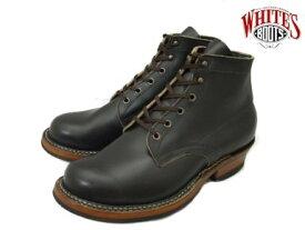 【エントリーでポイント最大44倍】 ホワイツ セミドレス ホワイツブーツ ブラック ホーウィン クロムエクセル メンズ ブーツ ワークブーツ White's Boots Semi Dress 2332W Black Chromexcel