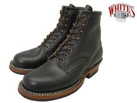 ホワイツ バウンティハンター ホワイツブーツ ブラック ホーウィン クロムエクセル メンズ ブーツ ワークブーツ プレーントゥ White's Boots Bounty Hunter 350BW06 Black Horween Chromexcel バウンティーハンター
