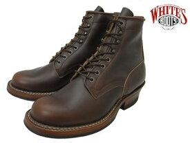 ホワイツ バウンティハンター ホワイツブーツ ブラウン ホーウィン クロムエクセル メンズ ブーツ ワークブーツ プレーントゥ White's Boots Bounty Hunter 350BW06 Brown Horween Chromexcel バウンティーハンター