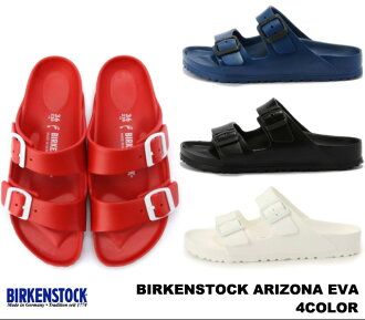 Narrow RED / WHITE 129453 / NAVY 129443, Birkenstock Arizona EVA women's Sandals black Navy white red BIRKENSTOCK Arizona EVA 129423 / BLACK 129433