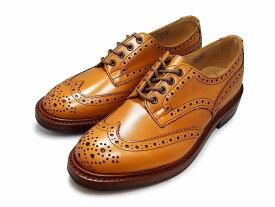 トリッカーズ バートン カントリーブーツ ウィングチップ エイコンアンティーク メンズ ブーツ Tricker's M5633 Bourton Country Shoe Acorn antique