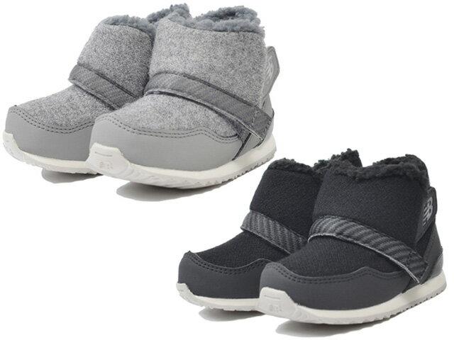 ニューバランス ベビー キッズ ジュニア 996 子供靴 スニーカー ブーツ グレー ブラック new balance FB996S WI/GRAY ZI/BLACK FB996SWI FB996SZI