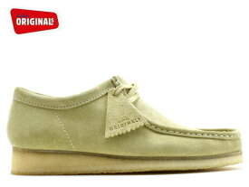 クラークス ワラビー ロー CLARKS WALLABEE 26133278 メープルスエード US規格 メンズ ブーツ men's boots