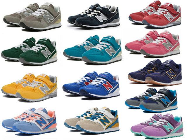 ニューバランス 996 ベビー キッズ ジュニア グレー レッド ブルー パープル ピンク グリーン グレーピーコート バイオレットスカイ CAY CDY CFY CHY CIY CYY BDY IDY ALY ASY GPY VSY new balance KV996子供靴 スニーカー