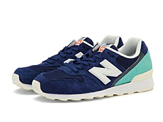 新平衡 996 蓝色 Aqua 女式运动鞋新平衡 WR996 JP newbalance WR996JP 蓝色/AQUA