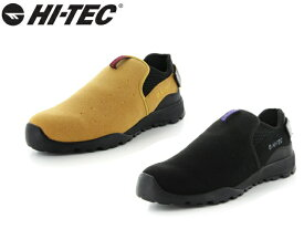 ハイテック アオラギ モック AORAKI MOC HI-TEC HKU14 メンズ レディース スニーカー アウトドア トレッキングシューズ