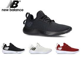ニューバランス RCVRY メンズ レディース スニーカー ブラック ホワイト レッド BLACK WHITE RED BB CB CW TC new balance CUSH+ newbalance