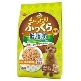日本ペットフード ビタワンもっちりふっくら 低脂肪 960g [犬用フード]
