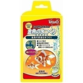 テトラ テトラ 金魚の水つくり(タブレット)8錠入 [観賞魚用品]