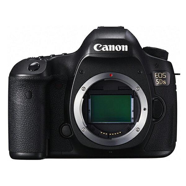 【送料無料】CANON EOS 5Ds ボディ [デジタル一眼レフカメラ(5060万画素)]
