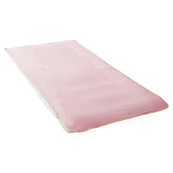 西川リビング 2230-00050 ひんやり敷きシーツ シングル 100×205cm ピンク