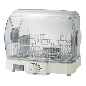 象印 EY-JF50-HA グレー 食器乾燥器 5人分 EYJF50 食洗器 らくらく 清潔 ステンレストレー かご Ag+抗菌加工水受け ワイドオープンふた 高温80℃乾燥