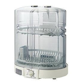 象印 EY-KB50-HA グレー [食器乾燥器(5人分)] EYKB50 食洗器 らくらく 清潔 省スペース たて型 分解して洗える Ag+抗菌加工水受け はし立て まな板乾燥OK 高温80℃乾燥