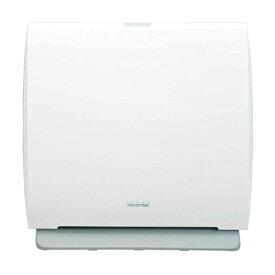 トヨトミ TOYOTOMI 空気清浄機(〜10畳) ブリリアントホワイト コンパクト ウイルス対策 薄型 一人暮らし 寝室 PM2.5 花粉 たばこ 脱臭 抗ウイルスフィルター AC-V20D-W