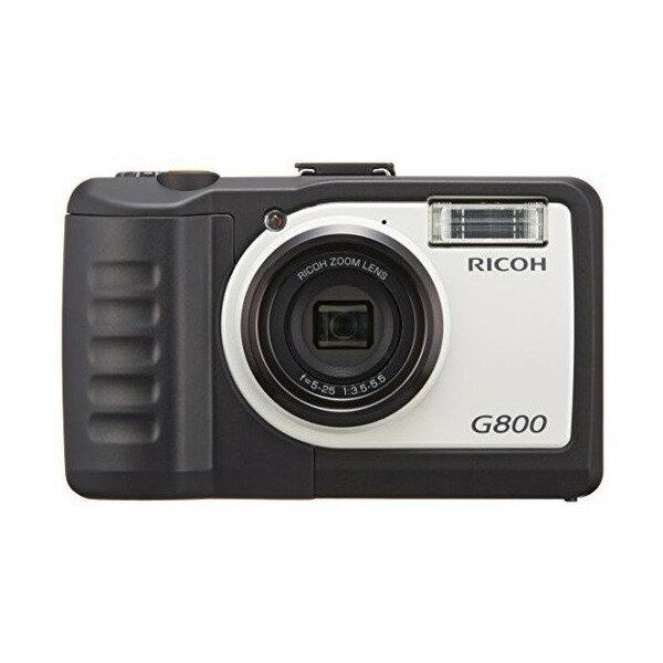 【送料無料】RICOH 162045 G800 [防水・防塵・業務用デジタルカメラ (1600万画素)]
