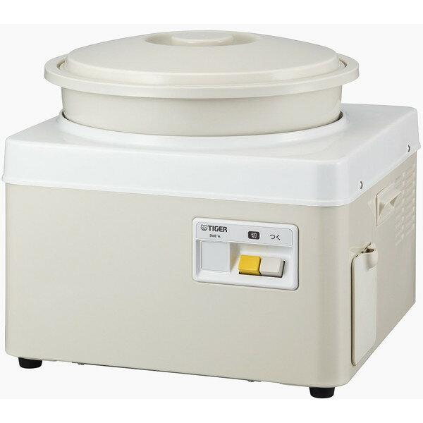 【送料無料】TIGER SME-A540-WL ミルキーホワイト 力じまん [餅つき機(2〜3升)]