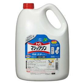 花王プロフェッショナル トイレマジックリン消臭・洗浄スプレー 4.5L
