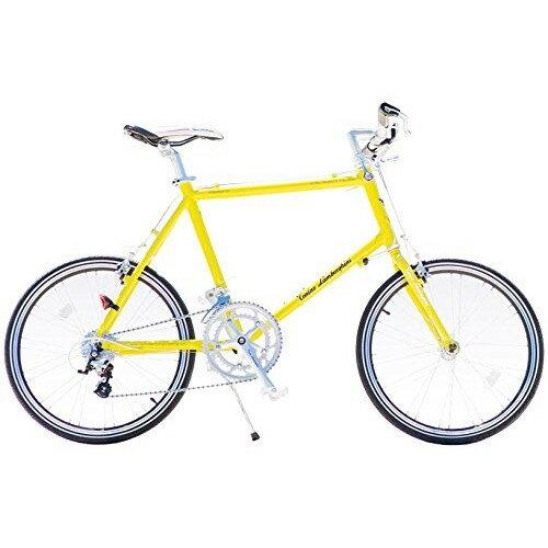 【送料無料】ランボルギーニ TL2011-B イエロー [ロードバイク(20インチ・18段変速・フレーム485mm)]【同梱配送不可】【代引き不可】【本州以外の配送不可】