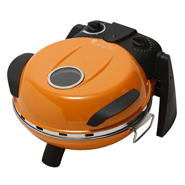 【送料無料】フカイ工業 FPM-160-OR オレンジ さくさく石窯ピザメーカー [ロースター]