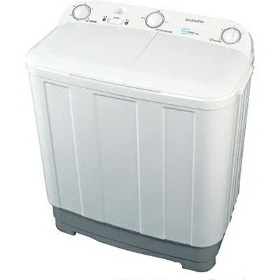 【送料無料】DAEWOO DW-T40AW ホワイト [洗濯機(4kg)]