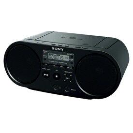 SONY ZS-S40 (B) ブラック [CDラジオ]
