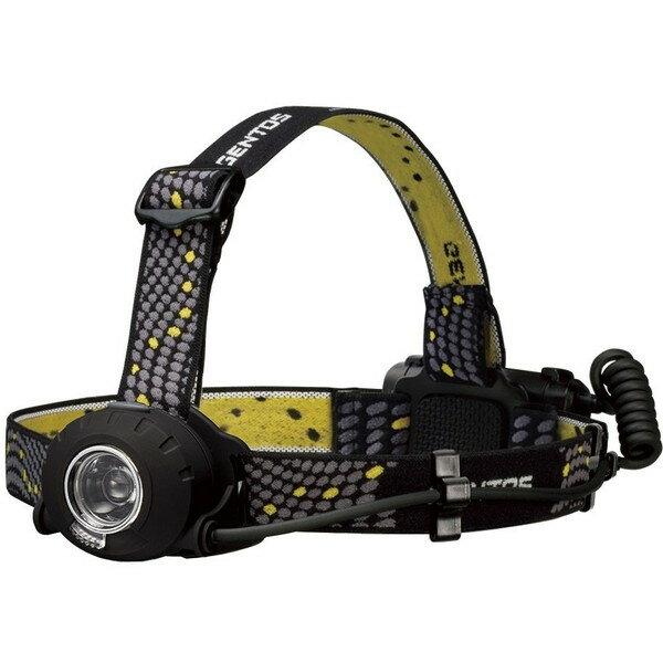 【送料無料】ジェントス HW-000X ヘッドウォーズ [LEDヘッドライト(300lm)]