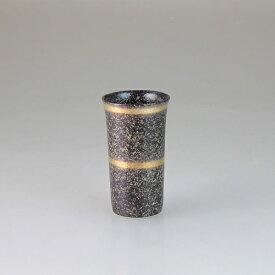 西日本陶器 輪華 金帯一口ビアカップ(マス付) メーカー直送