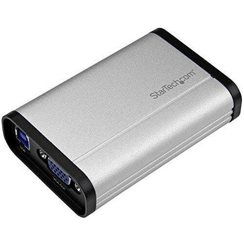 【送料無料】StarTech USB32VGCAPRO [VGAビデオキャプチャー]【同梱配送不可】【代引き不可】【沖縄・北海道・離島配送不可】