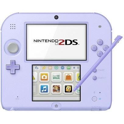 任天堂 FTR-S-UAAA ラベンダー [ニンテンドー2DS(3DSソフト対応・3D表示非対応)]