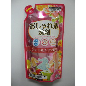 日本合成洗剤 おしゃれ着洗い 詰替 400ml