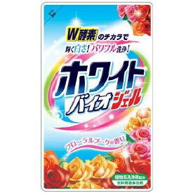 日本合成洗剤 ホワイトバイオジェル 詰替 810g