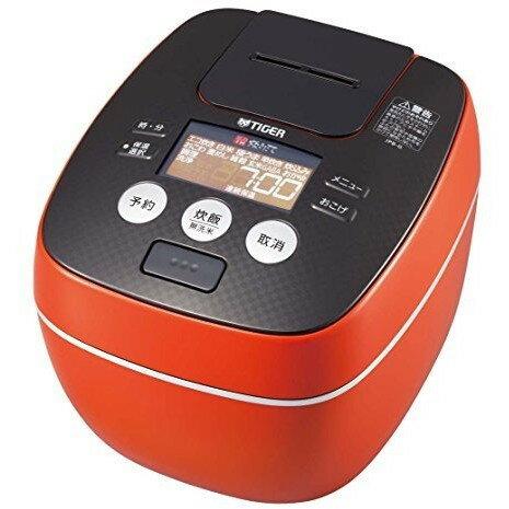 【送料無料】TIGER JPB-G102-DA アーバンオレンジ 炊きたて [圧力IH炊飯ジャー(5.5合炊き)タイガー 炊飯器 土鍋 一人暮らし お手入れ簡単 GABA ギャバ ]
