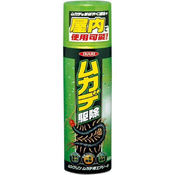 イカリ ムシクリンムカデ用エアゾール 480ml