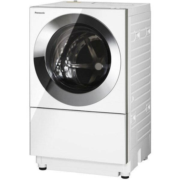 【送料無料】PANASONIC NA-VG1100R-S クロームメタル Cuble [ななめ型ドラム式洗濯乾燥機 (洗濯10.0kg/乾燥3.0kg) 右開き]