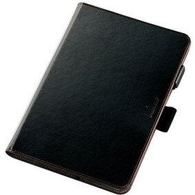 【送料無料】ELECOM TB-AS581A360MBK ブラック [ソフトレザーケース 360度回転 (ASUS ZenPad 3 8.0用)]