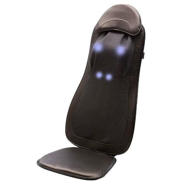 【送料無料】ドリームファクトリー MS-002BR ブラウン 3Dマッサージシート プレミアム [シートマッサージャー]