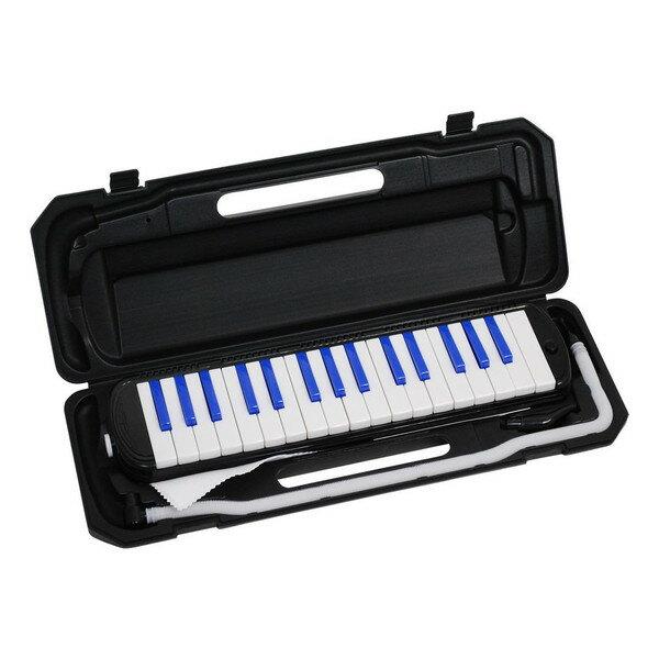 KC P3001-32K/BKBL ブラック/ブルー Melody Piano [鍵盤ハーモニカ]
