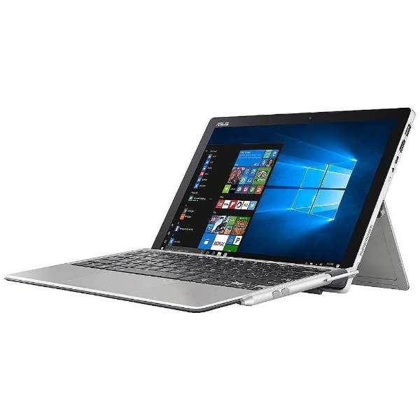【送料無料】ASUS T304UA-7100 グレー TransBook [タブレットパソコン 12.6型ワイド液晶]