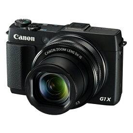 【送料無料】CANON PowerShot G1 X Mark II [コンパクトデジタルカメラ(1310万画素)]