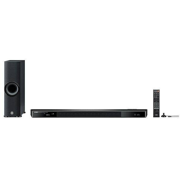 【送料無料】YAMAHA YSP-2500-B ブラック [デジタルサウンドプロジェクター (4K・Bluetooth対応)]