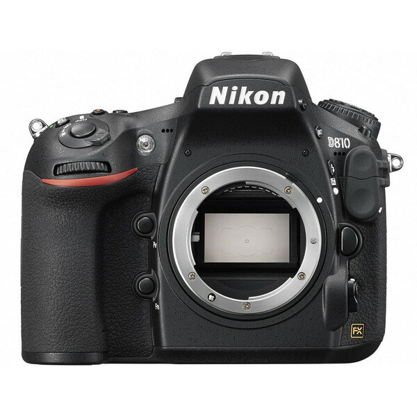 【送料無料】Nikon D810(ボディ) [デジタル一眼レフカメラ (3635万画素)]