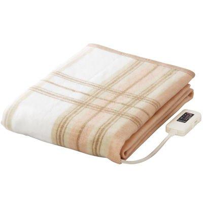 椙山紡織SB-K202[電気掛敷毛布(188×130cm)]